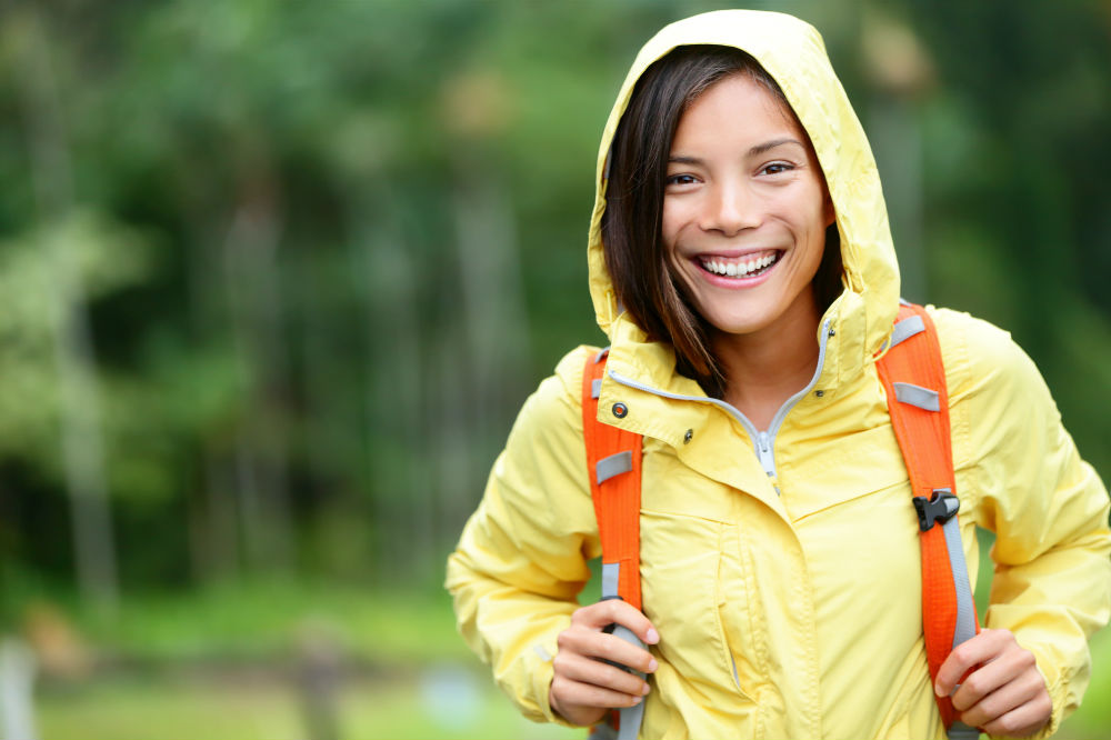 Columbia Women's Arcadia II Raincoat Review