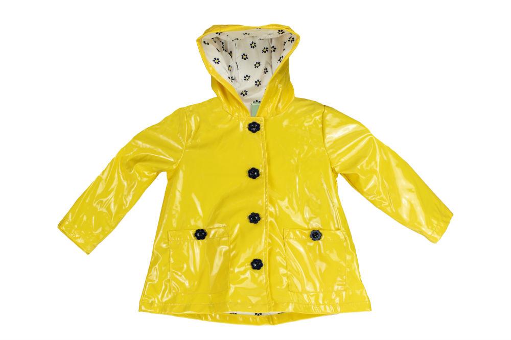 Why Are Rain Jackets Yellow 2